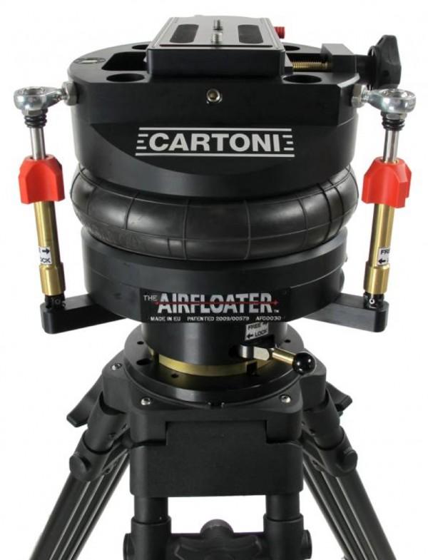 cartoni_airfloater_tripod_head