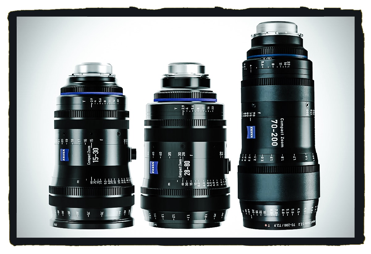 Zeiss Compact Zooms (CPZ)